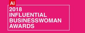 Influential Businesswoman Awards 2018