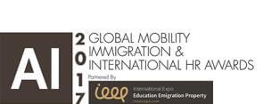 Global Mobility & International HR Awards  2017