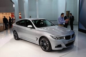 BMW Group Achieves Best-ever March Sales