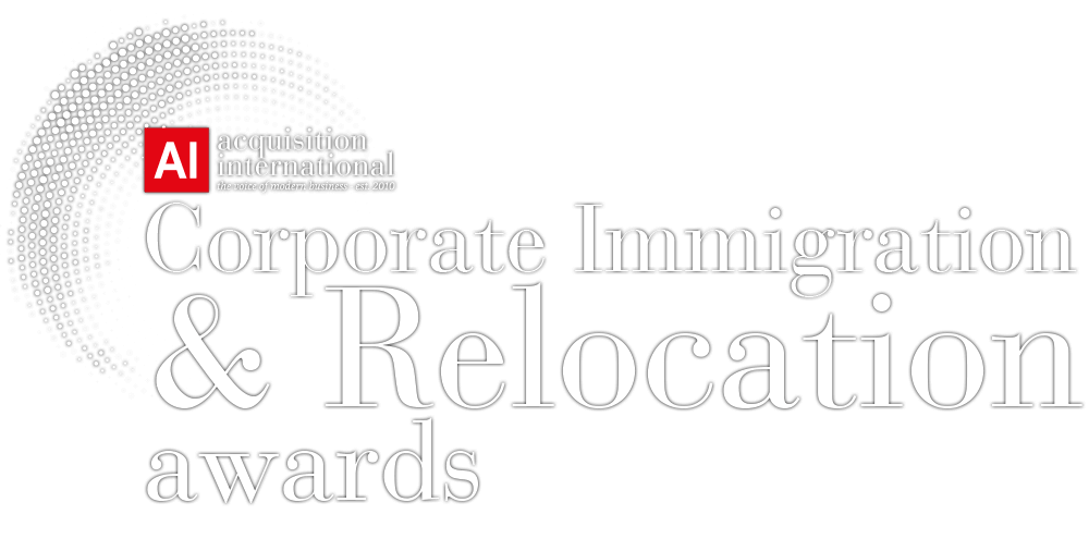 New Corporate Immigration & Relocation Awards Logo w