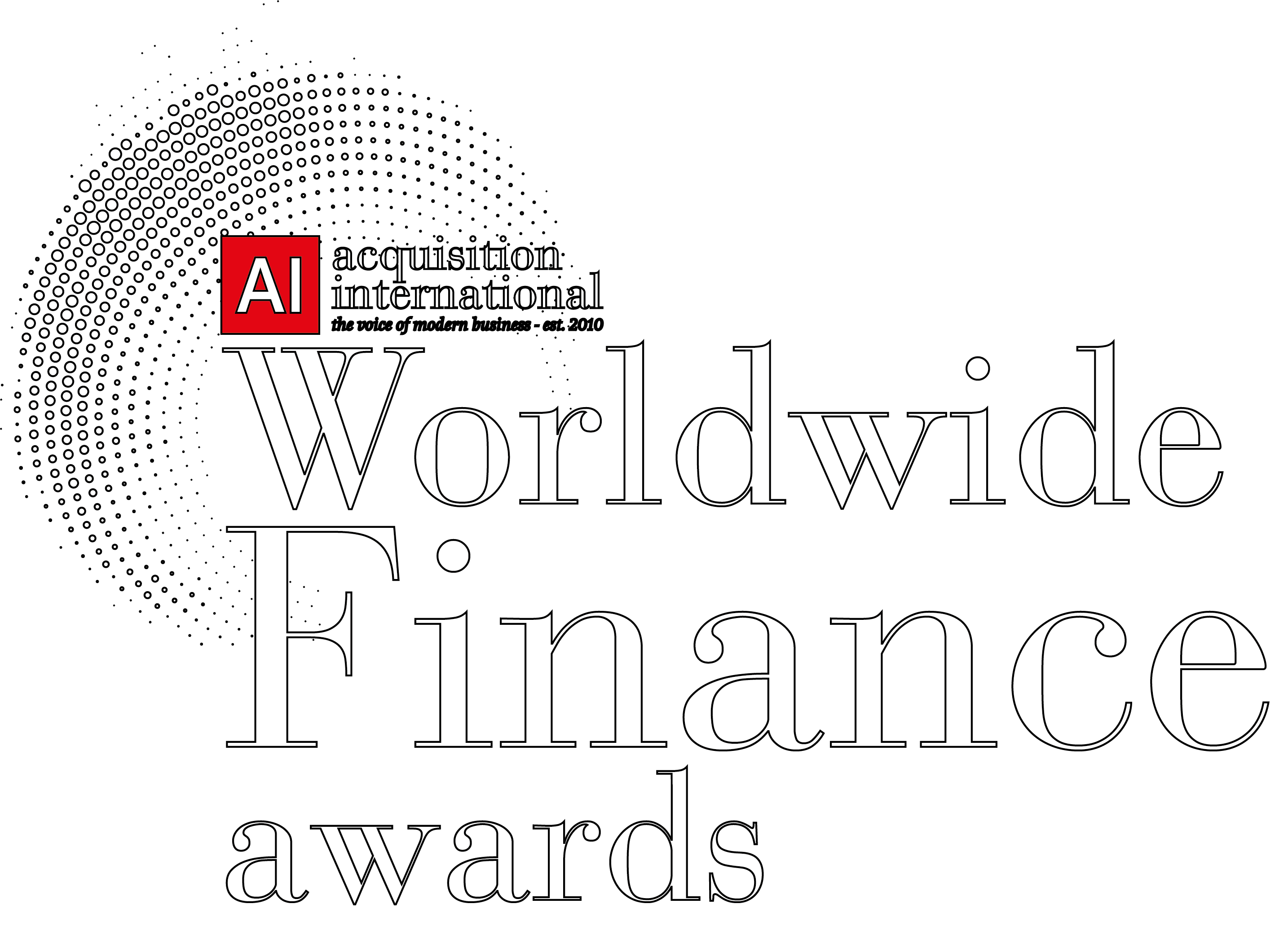 worldwide finance awarrds