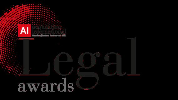 New Legal Awards Logo
