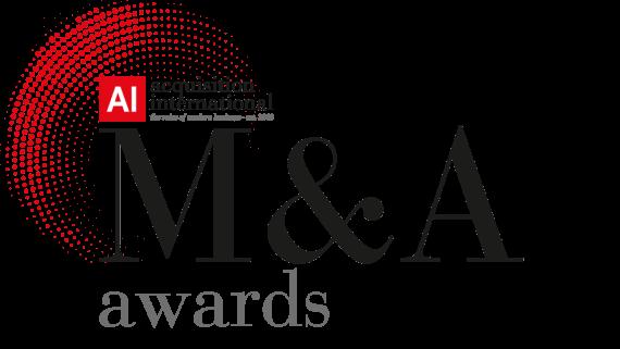 New M&A Awards Logo