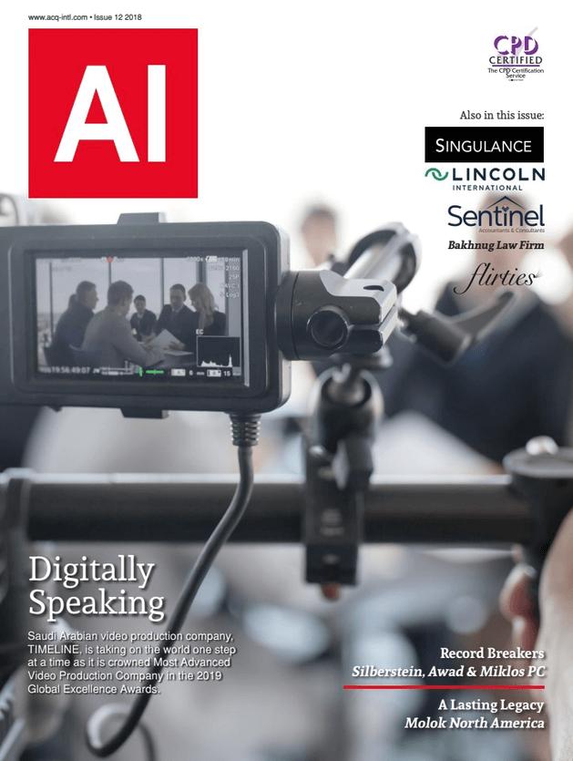 AI Magazine Issue 12 2018