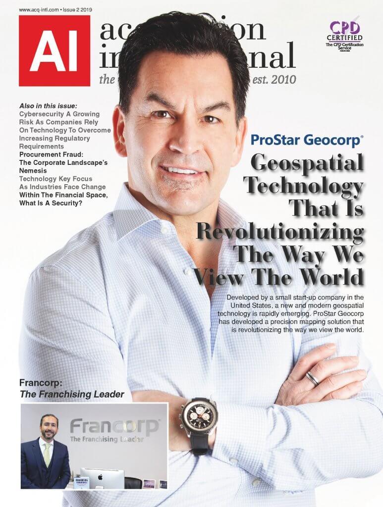 AI Magazine Issue 2 2019 Cover