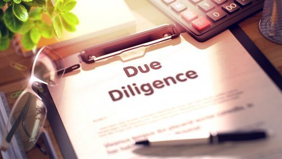Tony Peters - Due Diligence Solutions