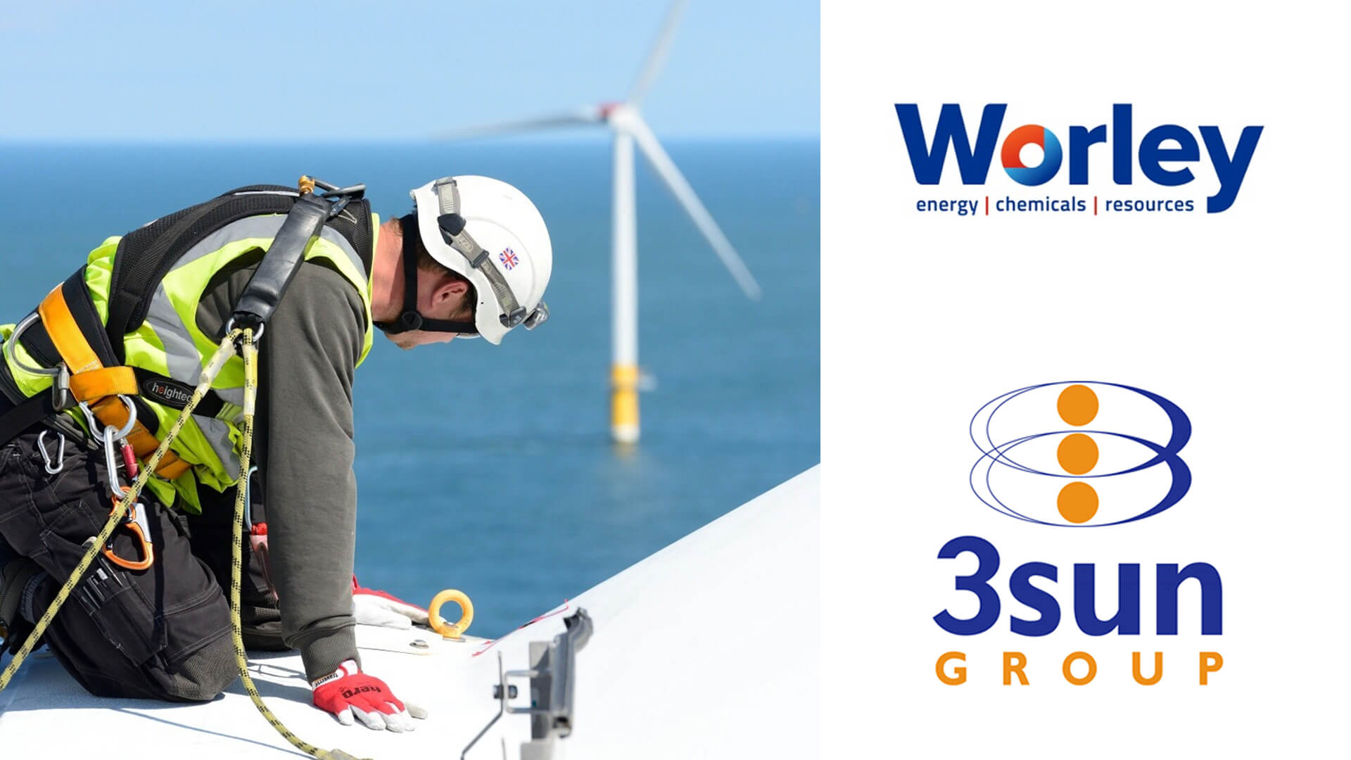 Worley confirms acquisition of offshore wind specialist 3sun Group