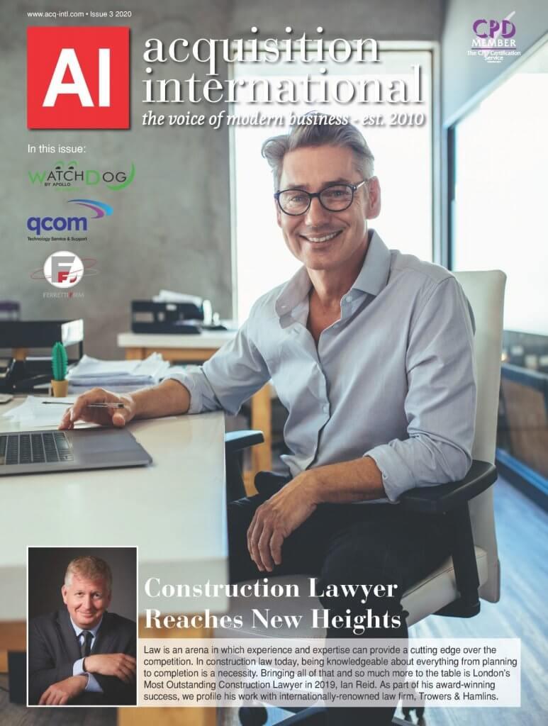 AI Magazine Issue 3 2020 cover