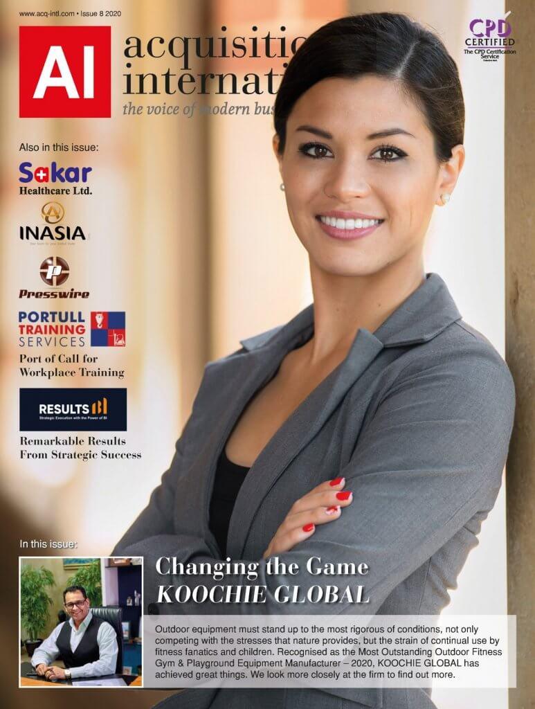 AI Magazine Issue 8 2020 cover