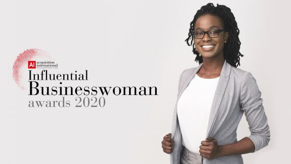 influential business woman