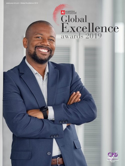 AI Global Excellence 2019 - Cover