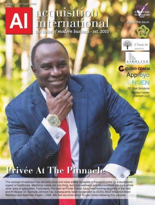 AI Magazine Issue 10 2020 cover