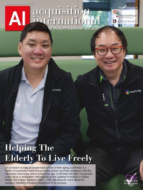 AI Magazine Issue 11 2020 - Cover