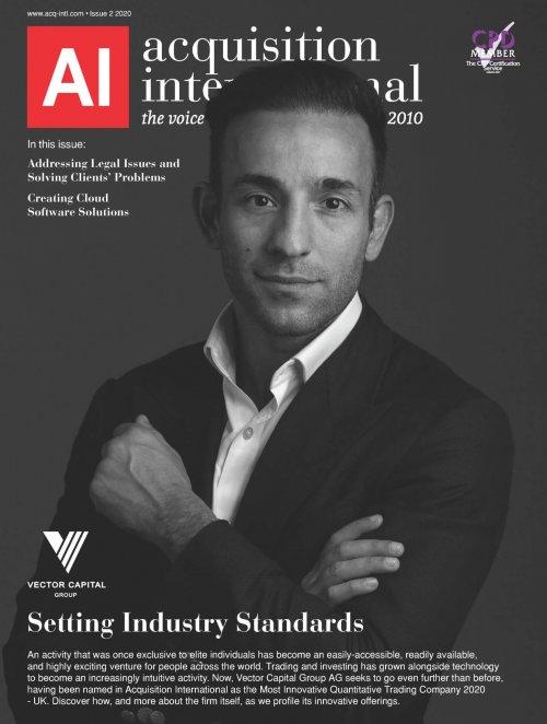 AI Magazine Issue 2 2020 cover