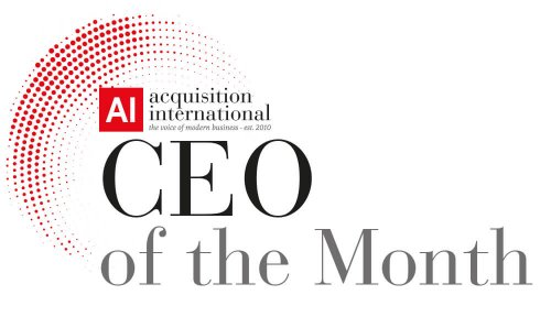 CEO of the Month Logo